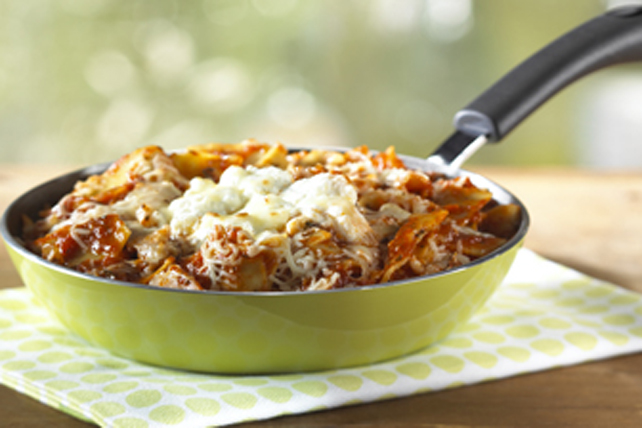 HEINZ Skillet Lasagna Image 1