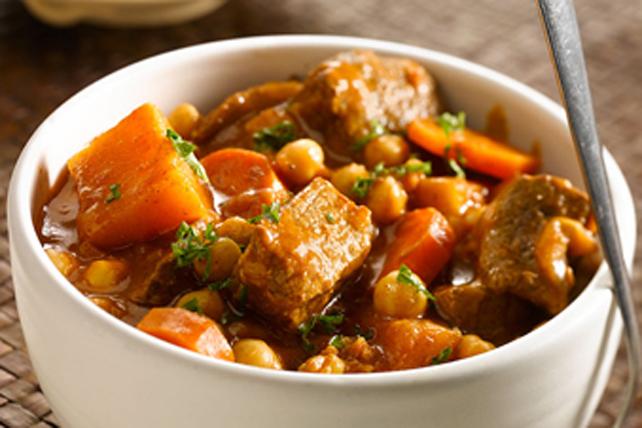 Ragoût marocain à la tomate Image 1