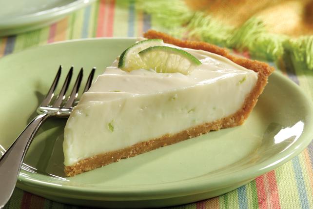 Tarte à la lime façon gâteau au fromage  Image 1
