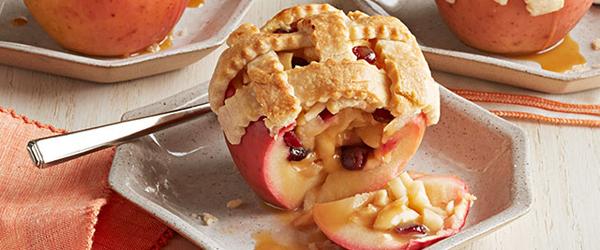 Apple Pie-Baked Apples
