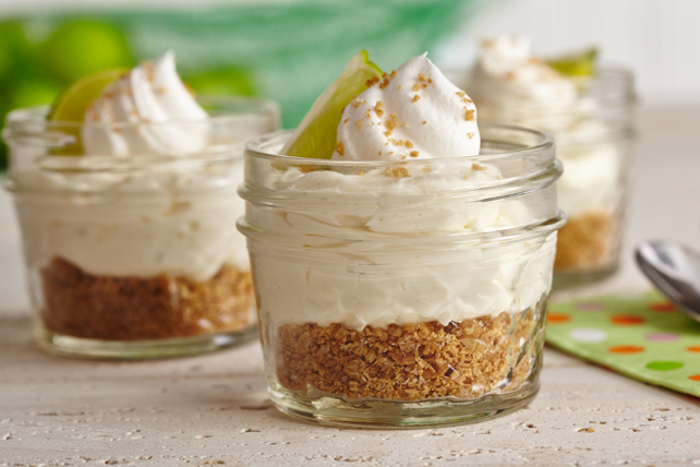 Key Lime Pie Cups Image 1