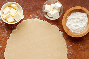 Easy Homemade Pie Dough