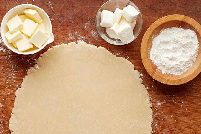 Easy Homemade Pie Dough Image 1