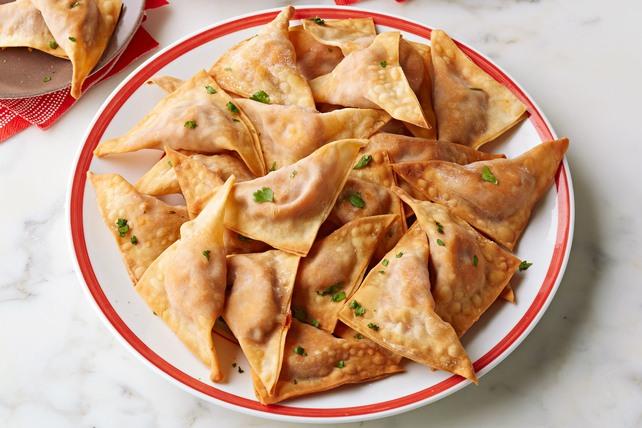 Mexican Wonton Appetizers