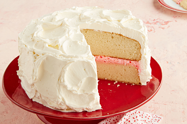 Peppermint Crunch Cake Image 1