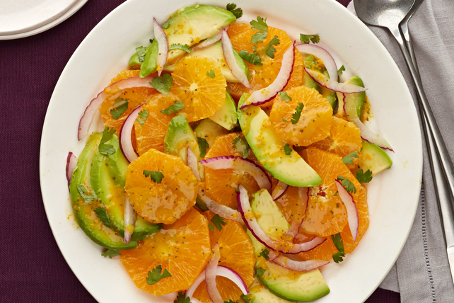 Citrus Salad with Avocado Image 1