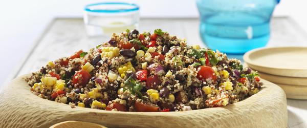 Tomato-Quinoa Salad