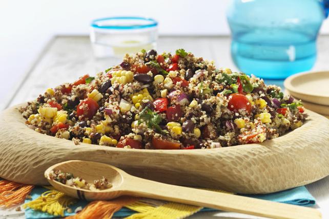 Salade de quinoa à la tomate Image 1