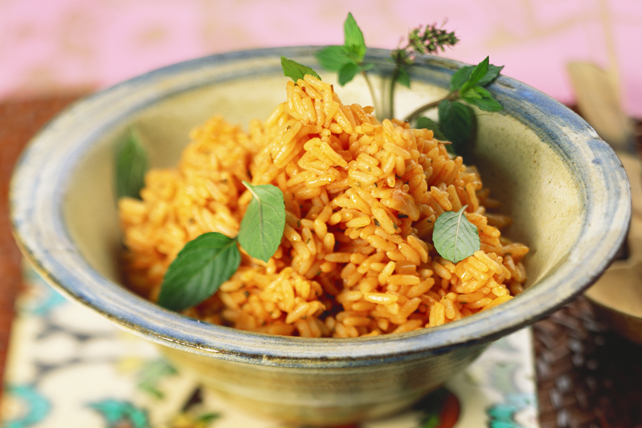 Tomato-Rice Pilaf Image 1