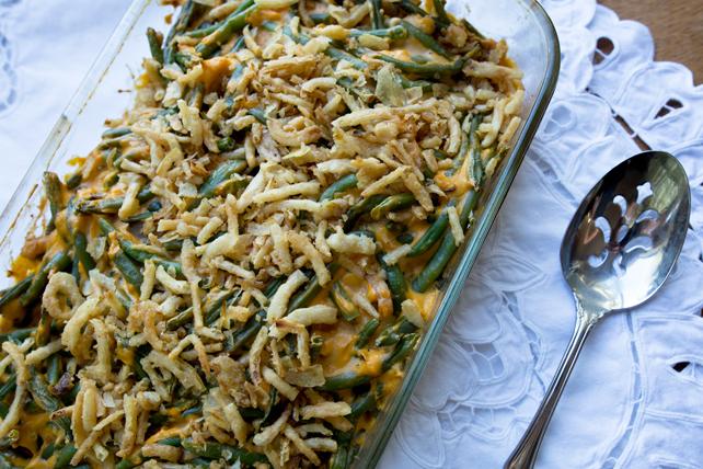 Crunchy Green Bean Casserole Image 1
