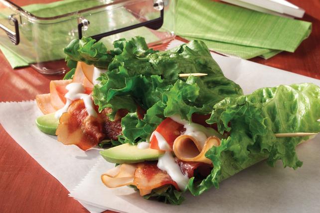 Sandwich roulé à la dinde Cobb Image 1
