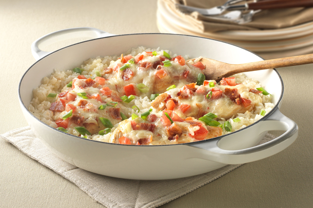 Easy Miracle Whip Chicken Bake Image 1