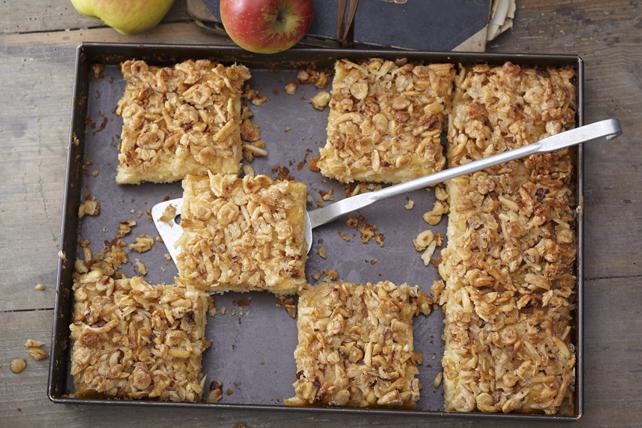 Gâteau aux pommes et garniture streusel Image 1