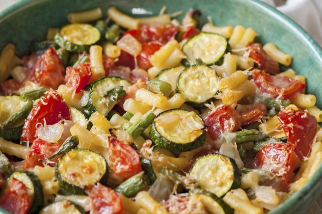 Mediterranean Pasta Skillet Image 1
