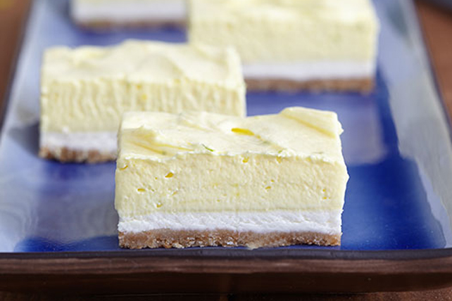 Double Layer Lemon-Lime Bars Image 1
