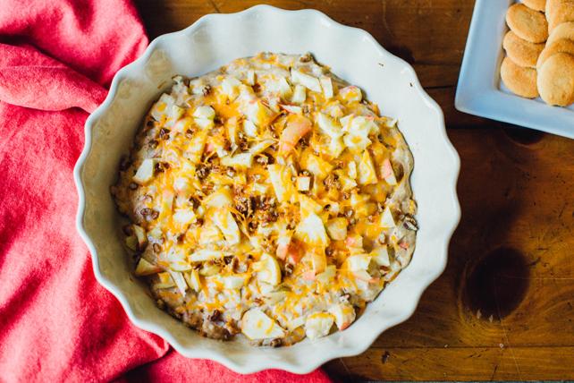 Trempette chaude à la tarte aux pommes Image 1