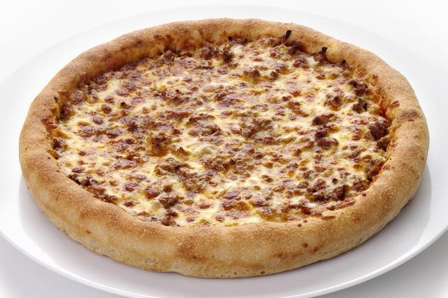 Pizza à la bolognaise Image 1
