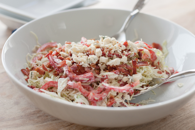 Party-Perfect Coleslaw Image 1