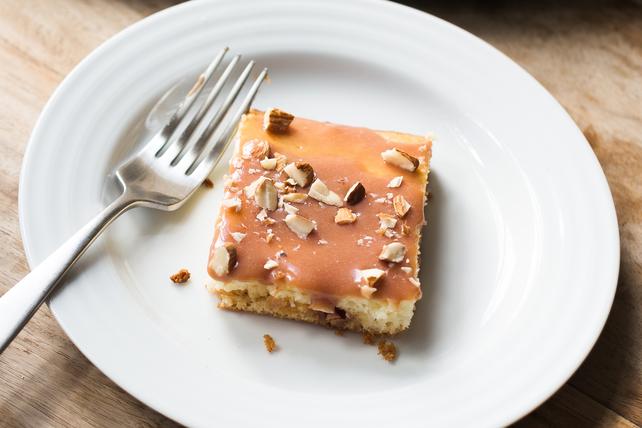 Yummy Butterscotch Texas Sheet Cake Image 1
