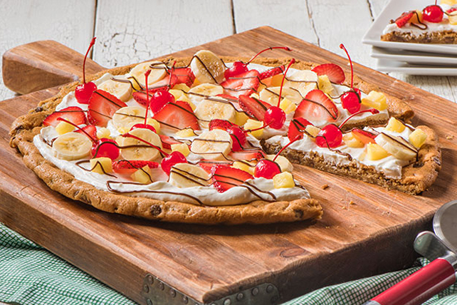 Banana Split-Fruit Pizza Image 1