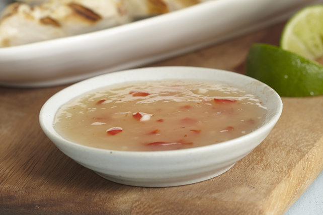 Sauce chili sucrée à la thaïe Image 1