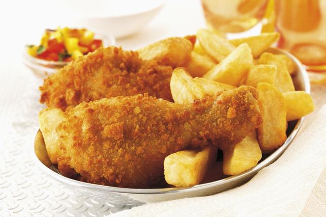Pilons de poulet non frits Image 1