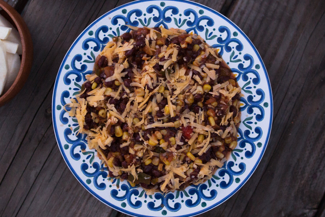 Black Bean Salsa Image 1