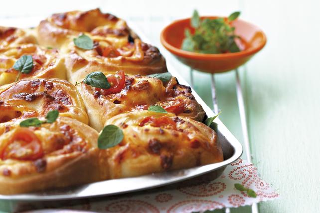 Petits pains à la pizza Image 1