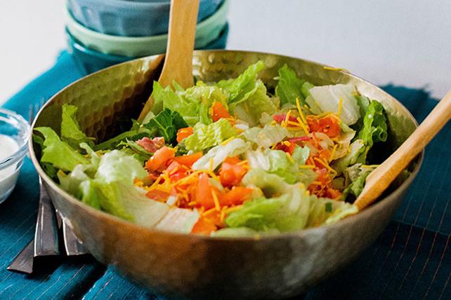 Salade Cobb californienne hachée Image 1