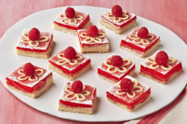 Raspberry Bars Image 1
