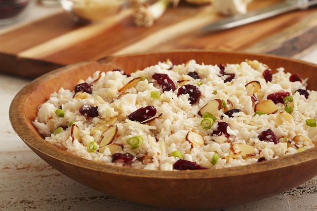 Cauliflower 'Rice' Pilaf Image 1