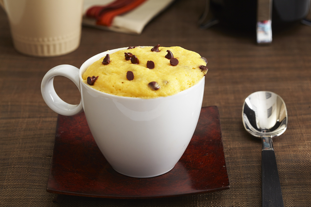Chocolate Chip Mug Cake Image 1