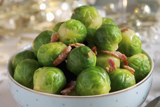 Brussels Sprouts with Bacon Image 1