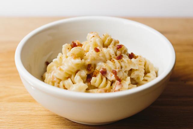 Macaroni au fromage Jalapeno pour deux Image 1