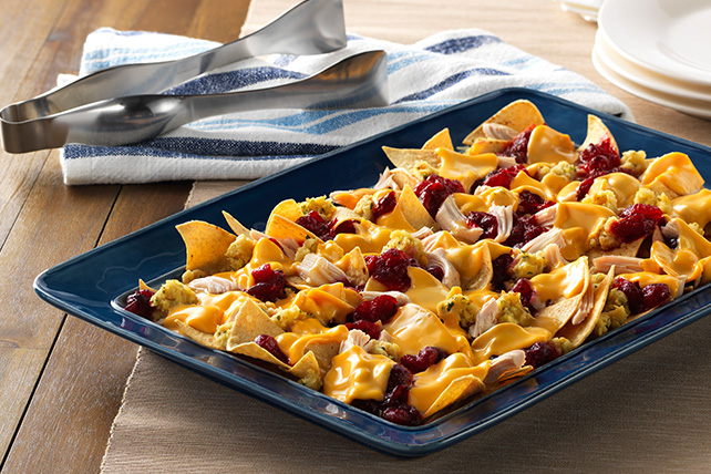 Thanksgiving Leftover Nachos Image 1