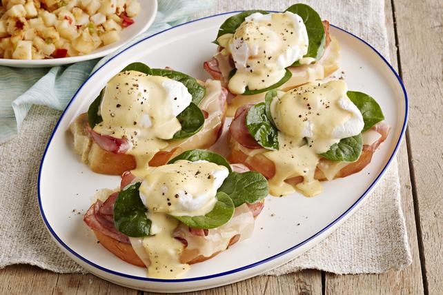 Brunch-Style Eggs Benedict Image 1