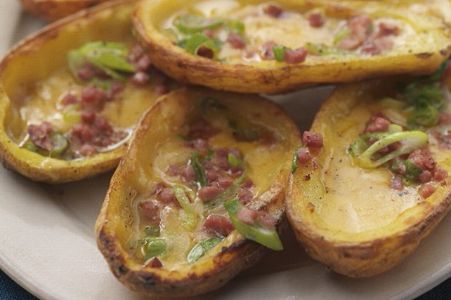 Pelures de pommes de terre au bacon Image 1