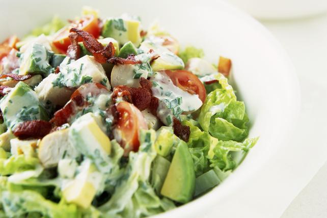 Salade Cobb au poulet Image 1