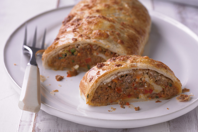Stromboli à la bolognaise et au fromage Image 1