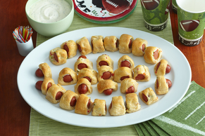 Kickin' Mini Hot Dogs