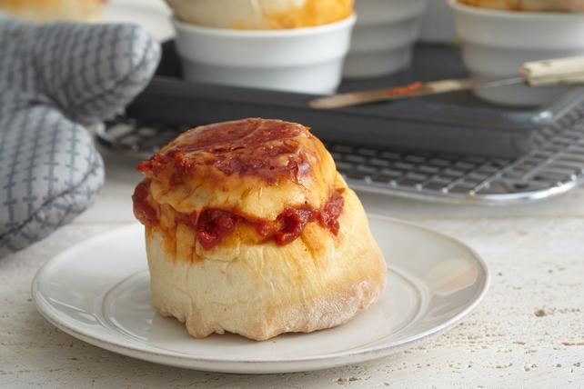 Cheesy Pepperoni Pizza Bowls Image 1