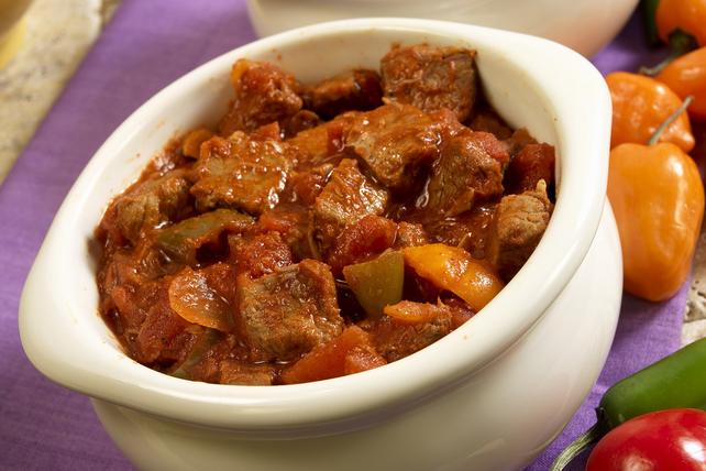 Chunky Beef Chili Image 1