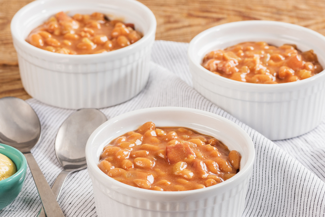 Hearty Baked Beans Image 1