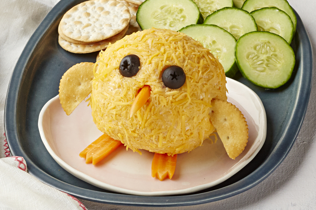 Baby Chick Bacon Cheese Ball Image 1