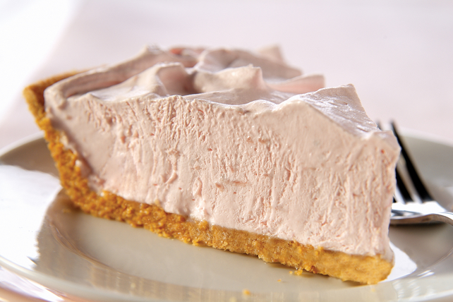 Cool 'n Creamy Yogurt Pie Image 1