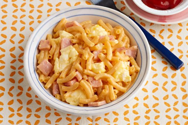 Mac & Cheese Scrambled Egg Cup Image 1