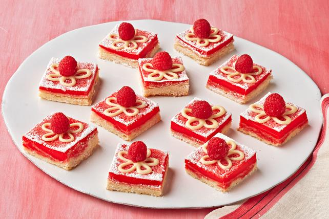Raspberry Bars Image 1
