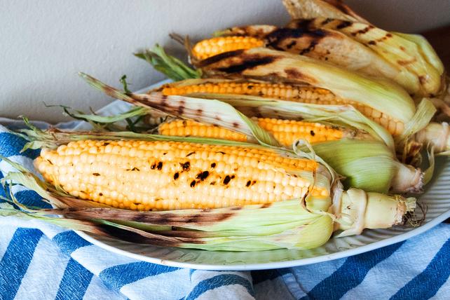 Épis de maïs grillés Image 1