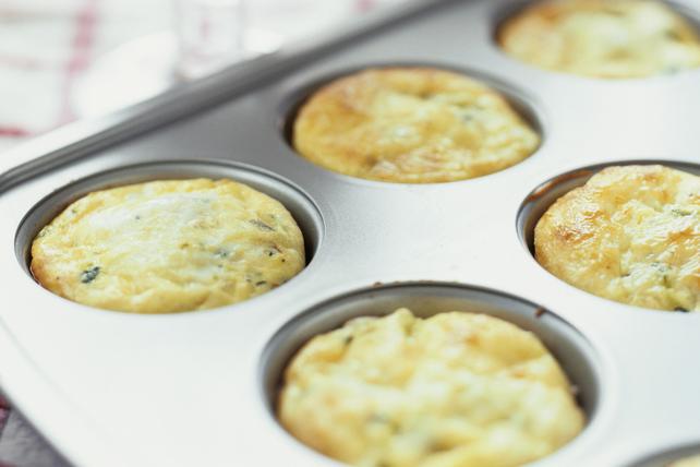 Mini-frittatas pour le brunch Image 1