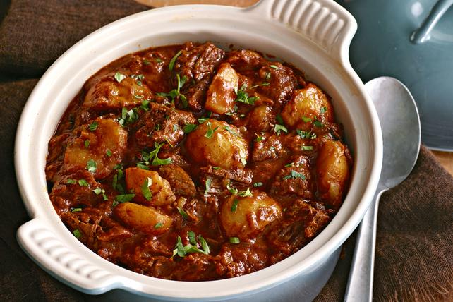 Ragoût de bœuf et de pommes de terre Image 1